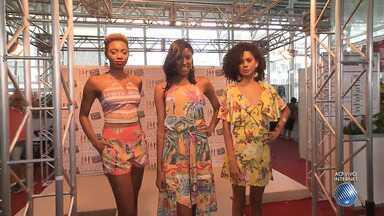 Especialista dá dicas de moda para se vestir bem nas festas de fim de ano e no verão - Saiba mais sobre uma feira de moda que teve início em Salvador na sexta-feira (1).