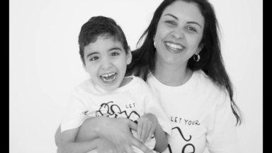 Fotógrafa homenageia crianças com deficiência e deixa mães emocionadas - Dia 3 de dezembro foi escolhido pelas Organização das Nações Unidas há 25 anos como o Dia Internacional da Pessoa com Deficiência.