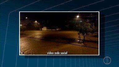 Cidades do Noroeste Fluminense estão em estado de alerta - Assista a seguir.