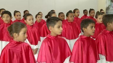 Dez grupos se apresentam em Projeto Canto Coral - undefined