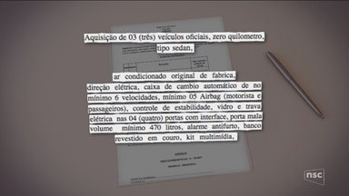 Vereadores da capital decidem suspender edital para compra de veículos de luxos - Vereadores da capital decidem suspender edital para compra de veículos de luxos