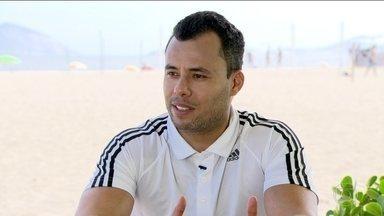 Jair Ventura analisa altos e baixos do ano do Botafogo - Confira entrevista com o técnico do clube carioca.