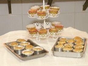 Segredos & Sabores: Aprenda fazer uma deliciosa torta de temperos - Receita pode ser feita no Natal.