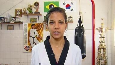 Atleta do Sport se destaca no Taekwondo nacional - Atleta do Sport se destaca no Taekwondo nacional