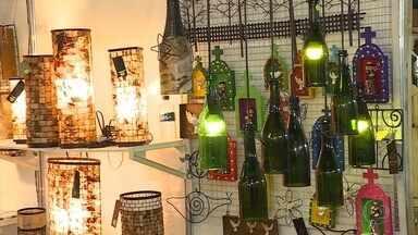 Belo Horizonte sedia a maior feira de artesanatos da América Latina - Evento vai até domingo