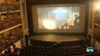 Teatro Arthur Azevedo é reaberto em São Luís - Espetáculo de reabertura homenageará João do Vale