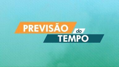 A terça-feira (12) deve ser de tempo instável na região de Curitiba - As temperaturas devem ficar mais amenas.