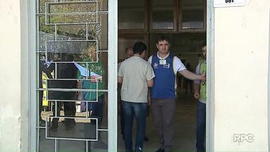 Vestibular da UEPG vai para o segundo dia de provas nesta segunda - Os portões fecham, pontualmente, às 15 horas.