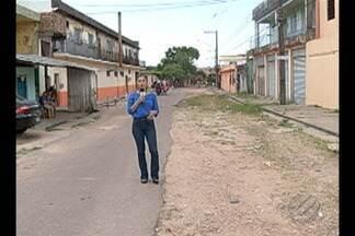 Moradores do Benguí reclamam das condições da rua São José - Equipe do calendário JL vai até o local conferir as denúncias.