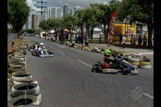 Belém recebe circuito de rua de Kart pela primeira vez em 19 anos - Baterias aconteceram no último domingo, no bairro do Reduto. Veja o que rolou dentro e fora da pista.