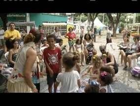 Virada Cultural reúne artistas regionais em programação diversificada - Evento foi realizado em Governador Valadares