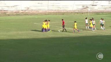 Tiradentes-PI vence por 5 a 1 as Abelhas Rainhas e fica perto de título da Copa Piauí - Tiradentes-PI vence por 5 a 1 as Abelhas Rainhas e fica perto de título da Copa Piauí
