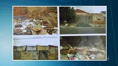 Agentes mapeiam terrenos baldios com focos do Aedes aegypti em Fortaleza - Confira mais notícias em G1.Globo.com/CE