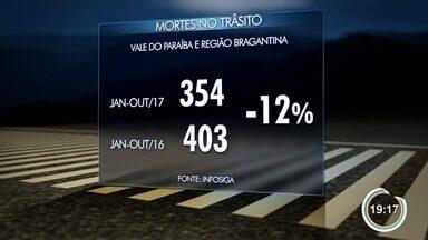 Número de vítimas de atropelamento cresceu neste ano na região - Informação é do Infosiga.