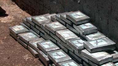Denarc apreende cocaína no norte do estado - Operação foi conjunta com policiais de Londrina e Pato Branco.