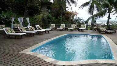 Período de alta temporada anima setor de turismo em Angra dos Reis - No litoral, donos de hotéis e pousadas esperam ocupação de mais de 90%.