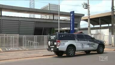 Agências dos Correiros e do INSS de Santa Inês são arrombadas. - O atendimento nos dois locais foi suspenso após a ação dos arrombadores.