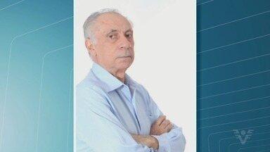Fundador do PSDB em São Vicente, Paulo de Souza é velado - Político morreu aos 72 anos.
