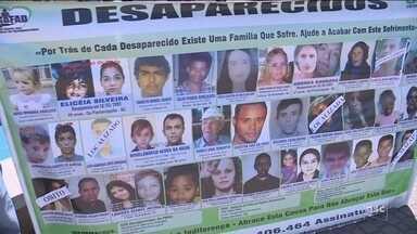 Veja o quadro 'Desaparecidos' desta terça-feira (12) - Veja o quadro 'Desaparecidos' desta terça-feira (12)