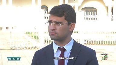 TJ-CE realiza mutirão de renegociação de dívidas com a prefeitura de Juazeiro do Norte - Saiba mais em g1.com.br/ce