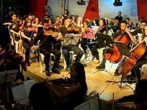 Praça Nove de Julho recebe programação de Concertos de Natal - Apresentações seguem ao longo desta semana no Centro de Presidente Prudente.