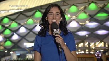 Globo Esporte RS - Bloco 1 - 12/12 - Assista ao vídeo.