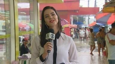 Movimento cresce no Centro de Manaus e áreas comerciais durante fim de ano - Câmara de Dirigentes Lojistas a expectativa prevê faturamento superior a R$ 2 bilhões.
