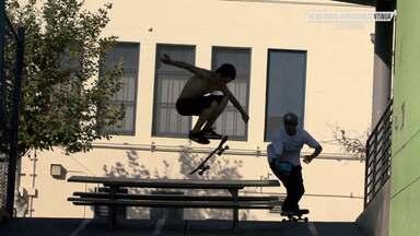 O Skate Brasileiro Na Califórnia