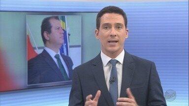Acusado de desvio de verba, ex-prefeito de Miguelópolis é condenado a 17 anos de prisão - Juliano Mendonça foi investigado por fraudes em licitações apuradas na Operação 'Cartas em Branco'.