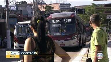 Prefeitura da capital admite que tarifa de ônibus deve aumentar - Prefeito afirmou que técnicos da Prefeitura estão estudando o aumento.