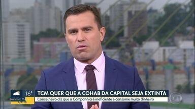 TCM quer que a Cohab da capital seja extinta - Conselheiro diz que a Companhia é ineficiente e consome muito dinheiro