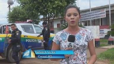 Prefeito de Alta Floresta é afastado durante operação que investiga fraudes em licitações - Daniela Vilar.