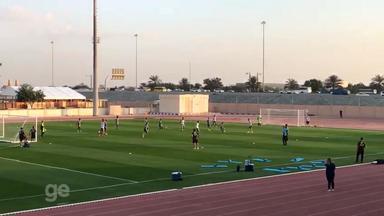 Grêmio treina em Abu Dhabi para a final do Mundial de Clubes - Assista ao vídeo.