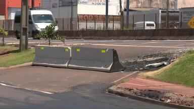 Sarandi envia ofício ao DER pedindo reabertura de cruzamentos na BR 376 - DER é contra a reabertura dos cruzamentos