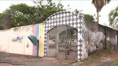 Estudantes e pais de alunos reclamam do fechamento de escola em Igarapé Grande - O grupo espera espera que o governo do Estado reveja a decisão.