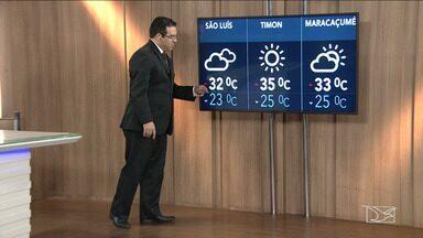 Veja a previsão do tempo nesta quinta-feira (14) no MA - Confira como deve ficar o tempo e a temperatura em São Luís e no Maranhão.
