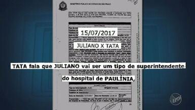 Operação Ouro Verde descobre que OS pretendia administrar Hospital de Paulínia - Conversas entre representantes da Organização Social Vitale, mostram que empresa queria expandir administração.