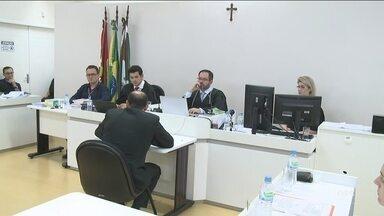 Pastor acusado de matar a esposa é levado a júri em Pinhalzinho - Pastor acusado de matar a esposa é levado a júri em Pinhalzinho