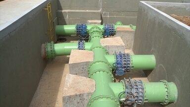 Bairros de Olinda que têm racionamento voltarão a ter água diariamente - Segundo a Compesa, as obras para melhorar o abastecimento da cidade começaram há quase dois anos.