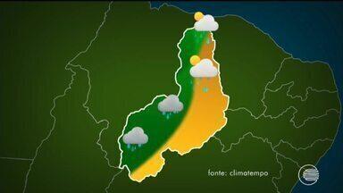 Confira a previsão do tempo para todo o Piauí nesta quinta-feira - Confira a previsão do tempo para todo o Piauí nesta quinta-feira