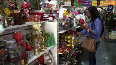 Produtos de Natal estão entre os mais tributados - Enfeites, peru e espumantes estão entre os que mais cobram impostos do consumidor