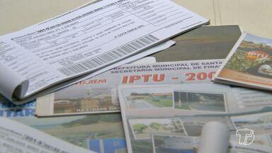 IPTU deve passar por ajustes no valores em 2018, em Santarém - A lei que regulamenta a cobrança do Imposto Predial e Territorial Urbano está desatualizada desde 2005, segundo a Prefeitura de Santarém.