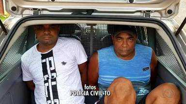 Polícia realiza operação para cumprir dezenas de mandados de prisão no Tocantins - Polícia realiza operação para cumprir dezenas de mandados de prisão no Tocantins