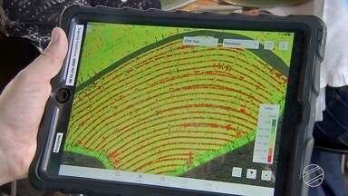 Produtores de MS apostam na agricultura digital em busca de melhores resultados - A agricultura digital usa tecnologias para melhorar os resultados no campo. É um ramo que ganha cada vez mais espaço no mercado mundial e que está atraindo mais investidores.