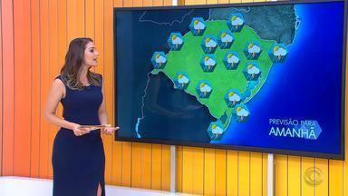 Tempo: RS tem risco de temporal neste domingo (17) - Veja a previsão completa.