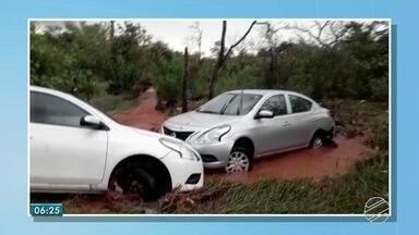 Previsão de temporais em Mato Grosso do Sul nesta segunda-feira (18) - Tempo fica instável, podendo chover a qualquer momento na maioria dos municípios do estado.