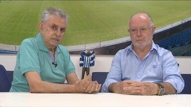 Confira a entrevista com o presidente do Avaí no quadro 'Rolê do Roberto' - Confira a entrevista com o presidente do Avaí no quadro 'Rolê do Roberto'