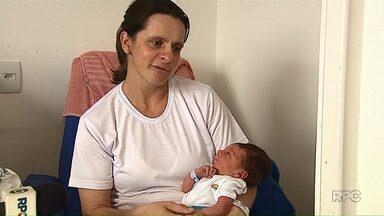 Bebê nasce dentro de ambulância a caminho do hospital - Mãe vinha de Ipiranga com destino a Ponta Grossa.