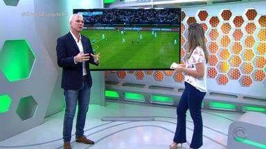 Maurício Saraiva analisa desempenho de Barrios, renovação de Renato e resposta de CR7 - Comentarista diz que prioridade do Grêmio para 2018 é renovar com o técnico Renato Portaluppi.