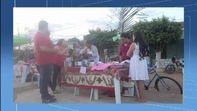 CETV mostra a celebração do natal nas cidades da região do Cariri - Saiba mais em g1.com.br/ce